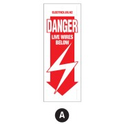 Danger Down (Option A)