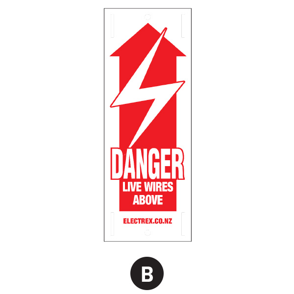 Danger Up (Option B)