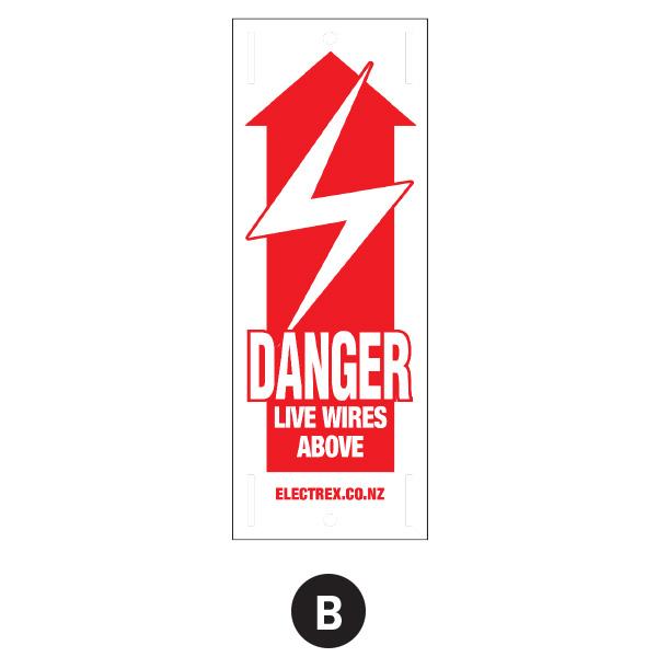 Danger Up (Option B)