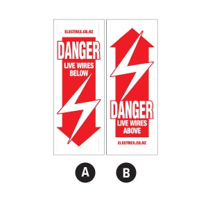 Danger Up/Down (Option A/B)
