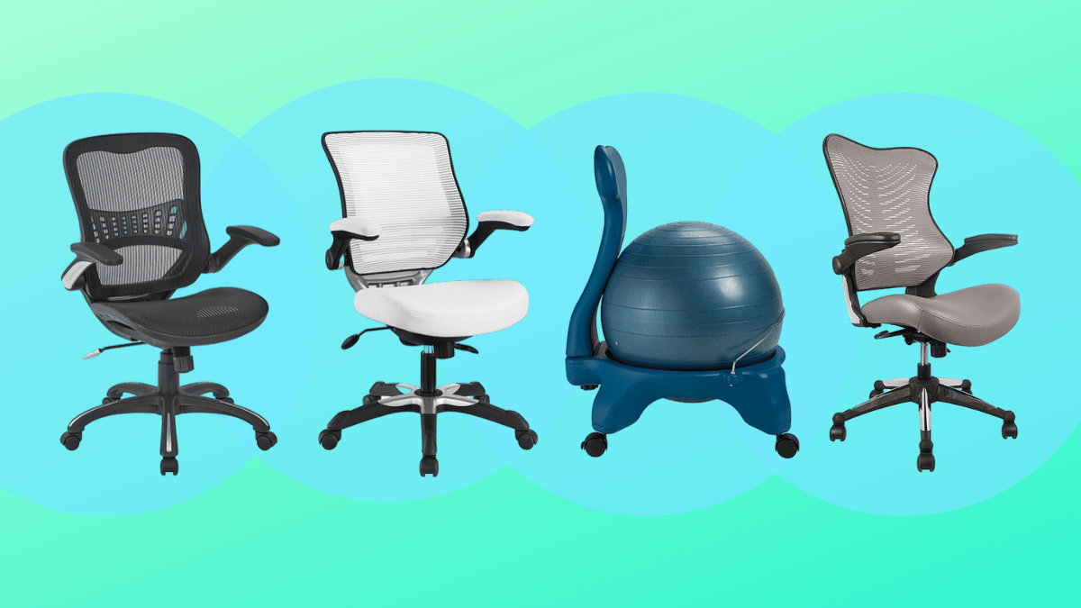 6 Best Office Chairs Under 200 For Your Home Office