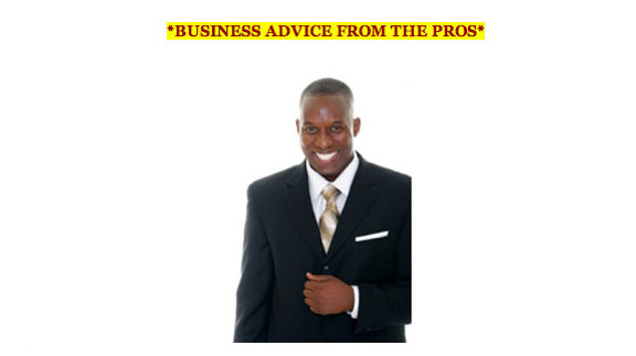 Business Advice from the Pros