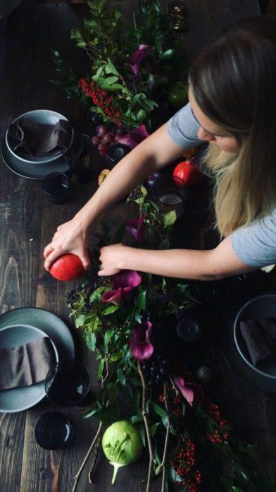 Franchette sandenbergh food styling recipe development and food blogger