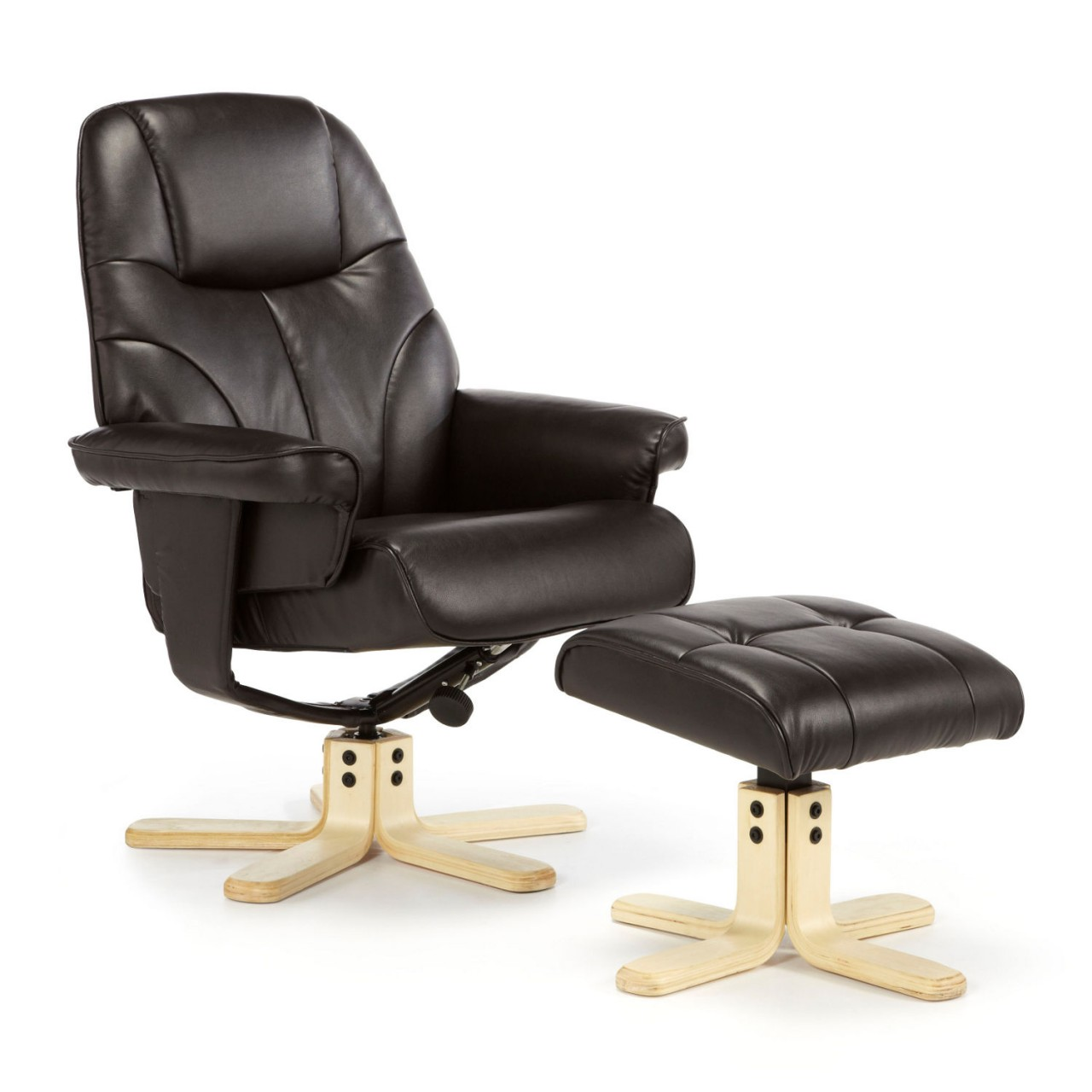 Leather Swivel Chairs Leather Swivel Office Chairs
