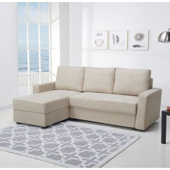 Limelight Triton Sofa Bed Beige Maddalena Collection Wicker Sectional Set Settee Home Page Furniture Settees
