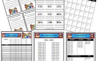 Update to Dr. Seuss Classroom Forms and Substitute Information