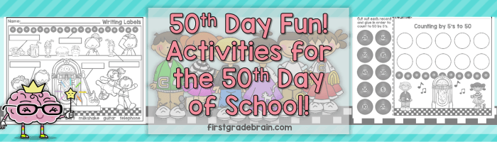 50th Day Fun!