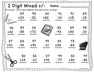 Month by Month Math Activities for the Common Core (August
