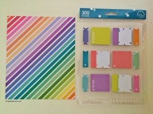 Clip-in sticky notes!