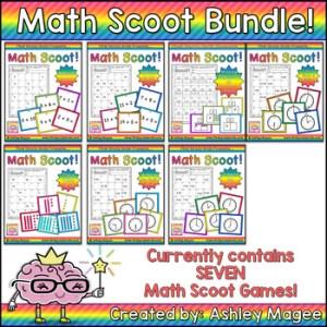 math scoot bundle