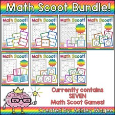 math scoot bundle
