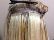 tape in hair extensions pros