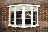 Replacement Bow & Bay Windows - Choice of uPVC/PVCu Designs