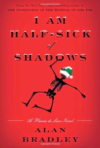 Book Review: I Am Half-Sick of Shadows