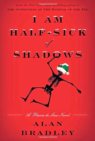 Book Review: I Am Half-Sick of Shadows