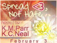 Spread Love Not Hate: Anti-Bullying