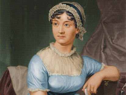 Happy Birthday Jane Austen!