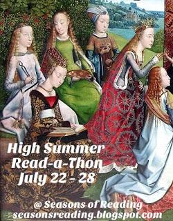 High Summer Read-a-thon 2013 Kick Off