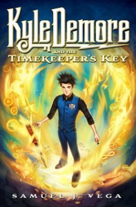 Book Review: Kyle Demore and the Timekeeper's Key