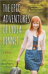 epic adventures of lydia bennet