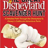 Why I've Never Been to Disney & Spotlight on The Great Disneyland Scavenger Hunt