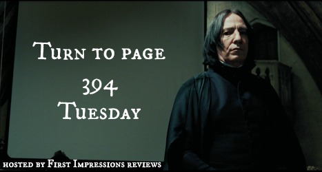 Turn to Page 394 Tuesday #4