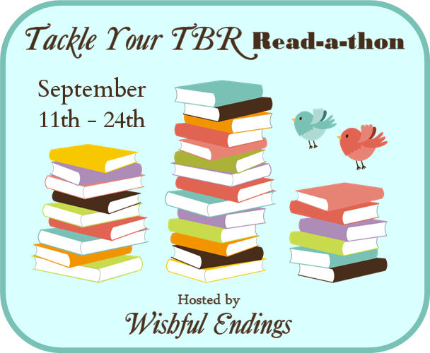 Tackle Your TBR Readathon