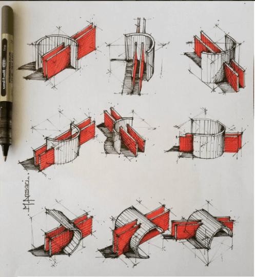 m-ansari-architect