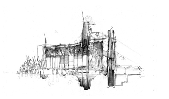 Architecture Buildings Sketch 7 ways to improve your sketching skills | first in architecture