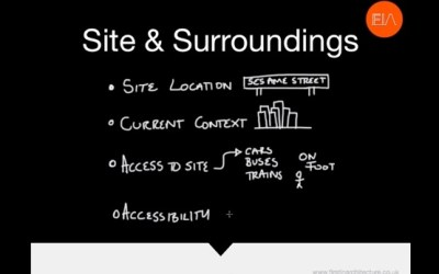 Site Analysis Part 1 – Video