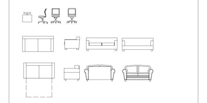 Cad Blocks Furniture