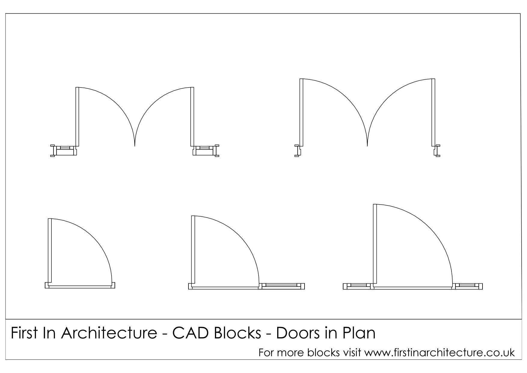 sc 1 st  CAD Blocks & Free CAD Blocks - Door ElevationsPlans