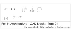 FIA CAD Blocks Taps 01