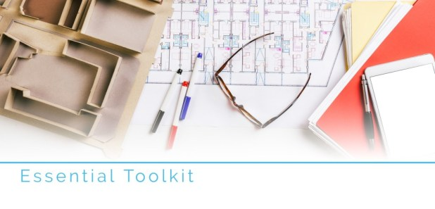 Essential Toolkit - first in architecture