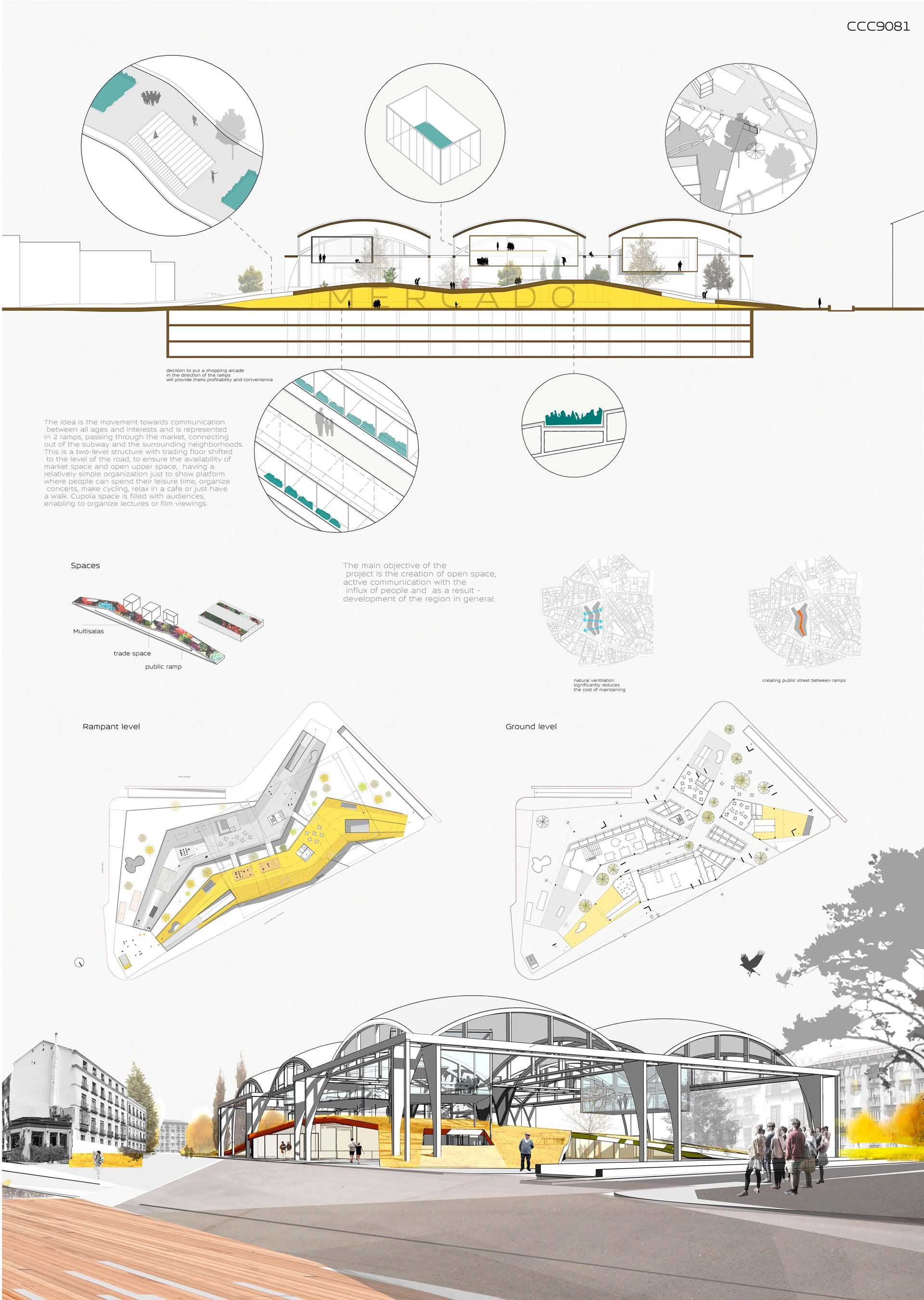 Architecture Presentation Board Tips ~ The Inovative ...