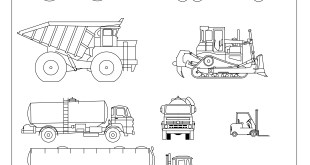 FIA Vehicle CAD Blocks 03