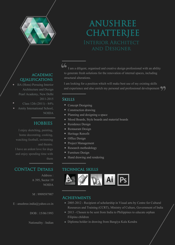 architecture cv everything you need to know part 4