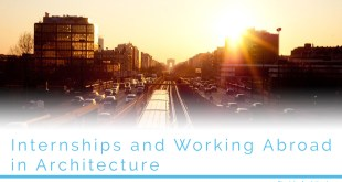Internships and working abroad in architecture