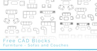 CAD Blocks First In Architecture