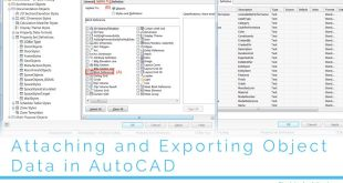 object-data-in-cad