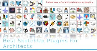 sketch-up-plugins-for-architects