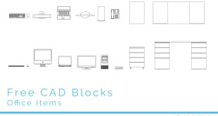 cad-blocks-office-items-fi