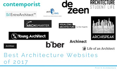 Best Architecture Blogs and Websites of 2017
