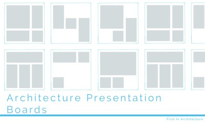 Architecture Presentation Board Tips