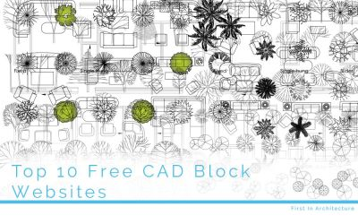 Top 10 Free AutoCAD Block Websites