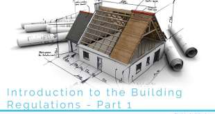 Introduction to the building regulations
