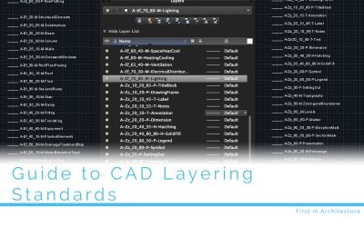 Guide to CAD Layering Standards