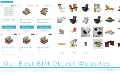 Our Best BIM Object Sites