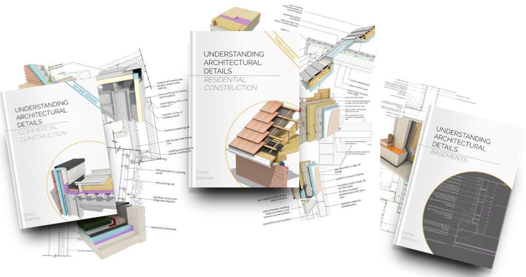 Understanding Architectural Details Books