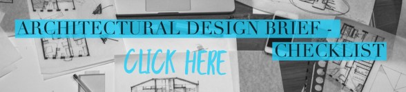 Architecture Design Brief Checklist